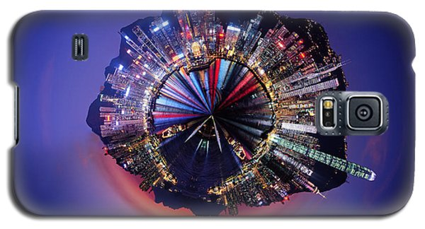 Wee Hong Kong Planet Galaxy S5 Case