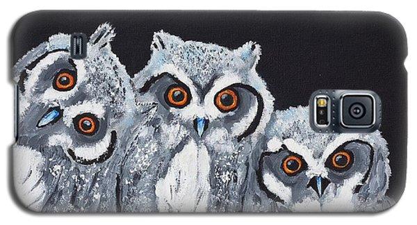 Wee Owls Galaxy S5 Case