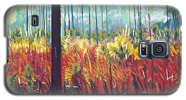 Weeds Galaxy S5 Case by David Randall