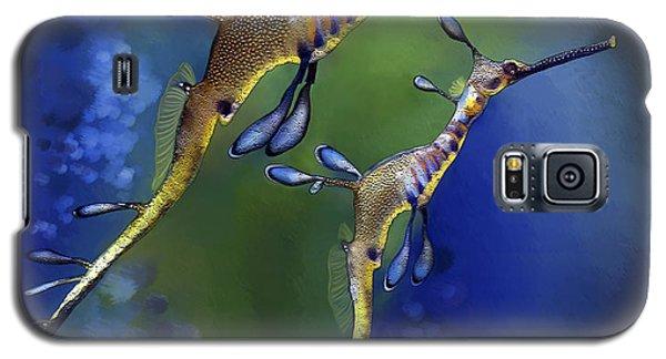 Weedy Sea Dragon Galaxy S5 Case