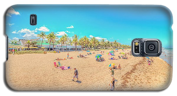 Weekend Fun Galaxy S5 Case