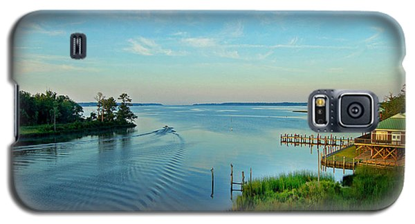 Weeks Bay Going Fishing Galaxy S5 Case