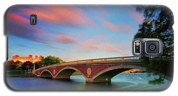 Weeks' Bridge Galaxy S5 Case by Rick Berk