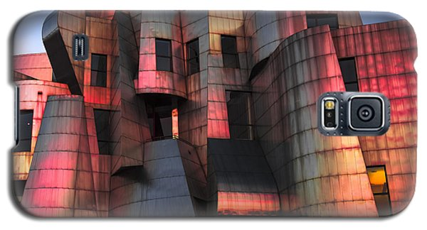 Weisman Art Museum At Sunset Galaxy S5 Case by Craig Hinton