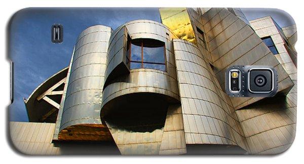 Weisman Art Museum University Of Minnesota Galaxy S5 Case by Wayne Moran