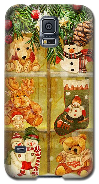 Welcome Christmas Galaxy S5 Case