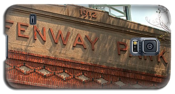 Welcome To Fenway Park Galaxy S5 Case