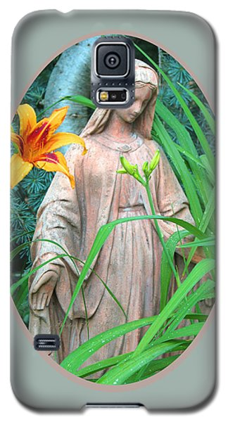 Galaxy S5 Case featuring the photograph Peace Be With You by Brooks Garten Hauschild