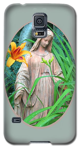 Peace Be With You - Images From The Garden Galaxy S5 Case