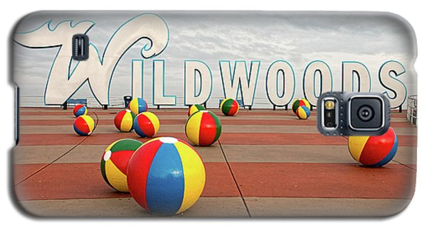 Welcome To The Wildwoods Galaxy S5 Case
