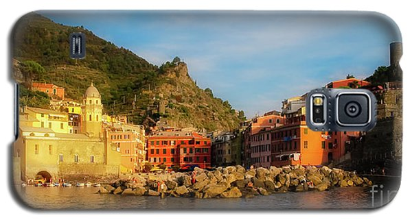 Welcome To Vernazza Galaxy S5 Case