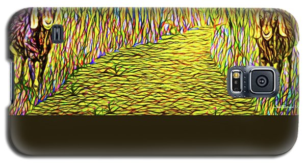 Welcoming Goats Galaxy S5 Case by Joel Bruce Wallach