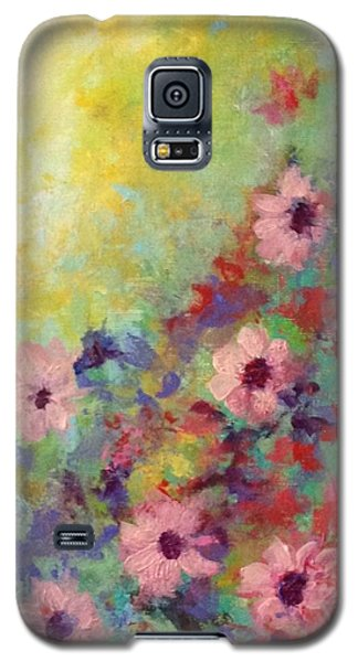 Welcoming Spring Galaxy S5 Case by Suzzanna Frank