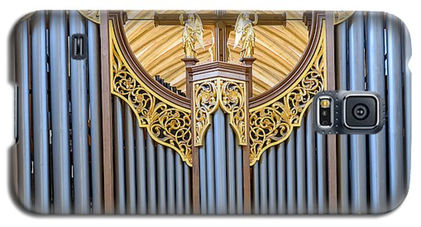 Wells Cathedral Organ Galaxy S5 Case