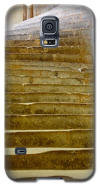 Wells Cathedral Steps Galaxy S5 Case