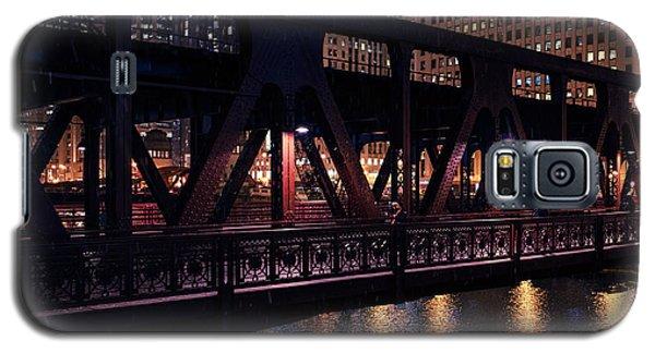 Wells Street Bridge II Galaxy S5 Case