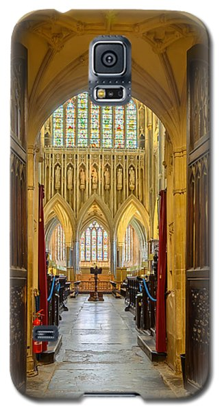 Wellscathedral, The Quire Galaxy S5 Case