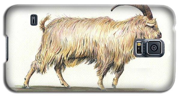 Welsh Long Hair Mountain Goat Galaxy S5 Case