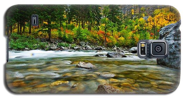 Wenatchee River Galaxy S5 Case