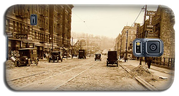 West 207th Street, 1928 Galaxy S5 Case