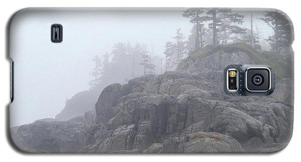 West Coast Landscape Ocean Fog I Galaxy S5 Case