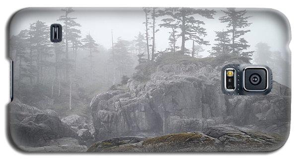 West Coast Landscape Ocean Fog IIi Galaxy S5 Case