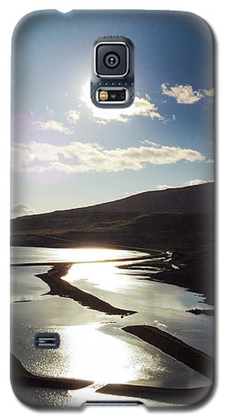 Sunny Galaxy S5 Case - West Fjords Iceland Europe by Matthias Hauser