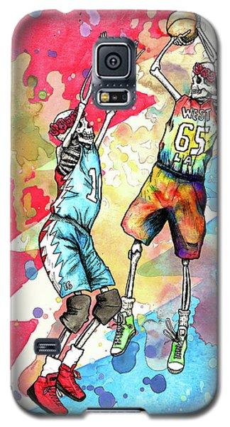 Galaxy S5 Case featuring the digital art West La Fadeaway by Josean Rivera
