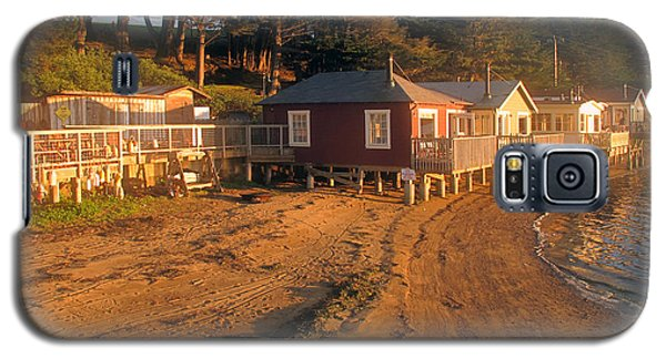 West Marin Nick's Cove Cottages Galaxy S5 Case
