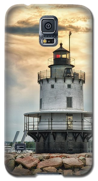 Galaxy S5 Case featuring the photograph West O'er-brims With Warmest Dyes by Richard Bean