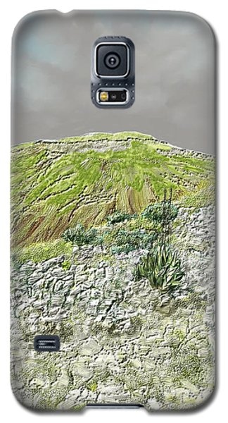 West Of The Hill Country Galaxy S5 Case