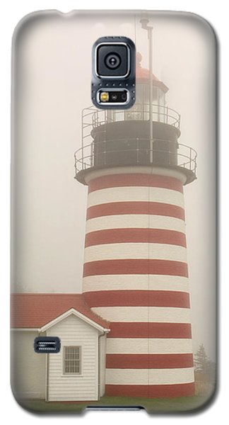 West Quody Head Lighthouse Galaxy S5 Case