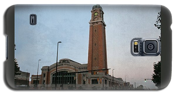 Galaxy S5 Case featuring the photograph West Side Market by Terri Harper