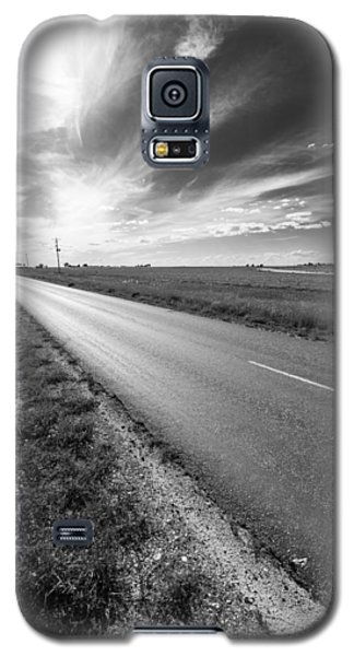 West Texas Road Galaxy S5 Case