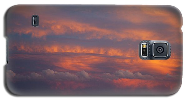 West Texas Sunset #1 Galaxy S5 Case