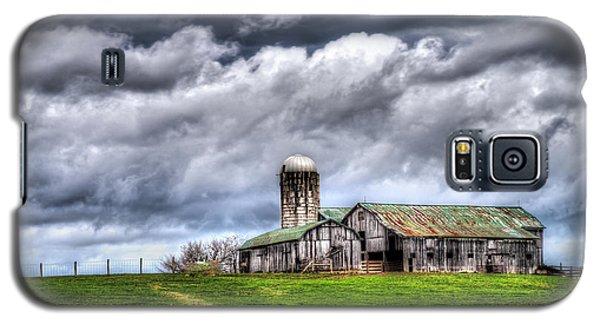 West Virginia Barn Galaxy S5 Case