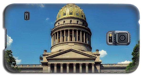 West Virginia Capitol - Charleston Galaxy S5 Case by L O C
