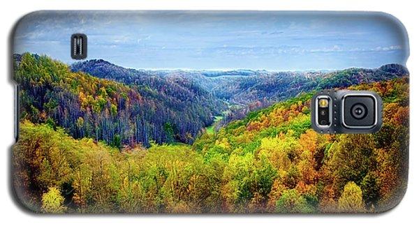 West Virginia Galaxy S5 Case