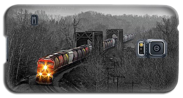 Westbound Grain Galaxy S5 Case