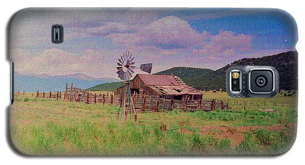 Galaxy S5 Case featuring the photograph Westcliff Colorado by Patricia Greer