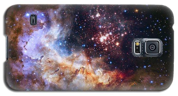 Westerlund 2 - Hubble 25th Anniversary Image Galaxy S5 Case
