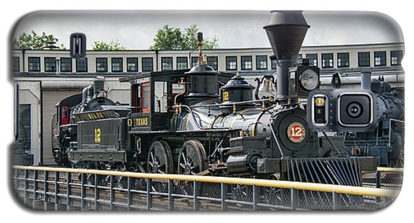 Western And Atlantic 4-4-0 Steam Locomotive Galaxy S5 Case