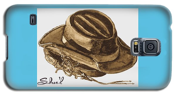 Western Apparel Galaxy S5 Case by Sher'l