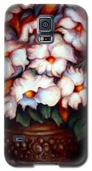 Western Flowers Galaxy S5 Case