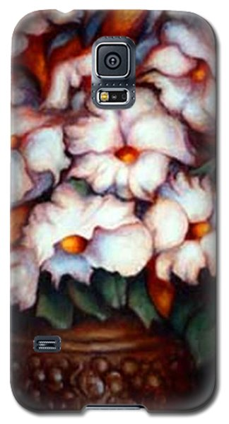 Western Flowers Galaxy S5 Case