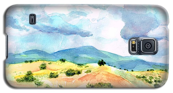 Western Landscape Galaxy S5 Case by Andrew Gillette
