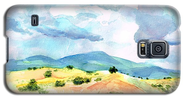 Western Landscape Galaxy S5 Case