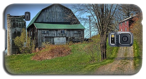 Western Pennsylvania Country Barn Galaxy S5 Case