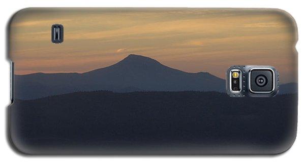 Western Sunset Galaxy S5 Case