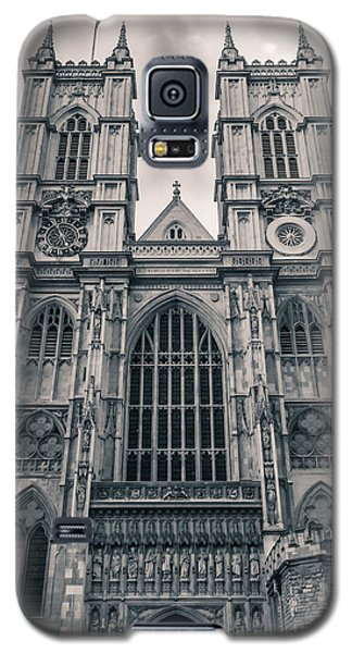Westminister Abbey Bw Galaxy S5 Case